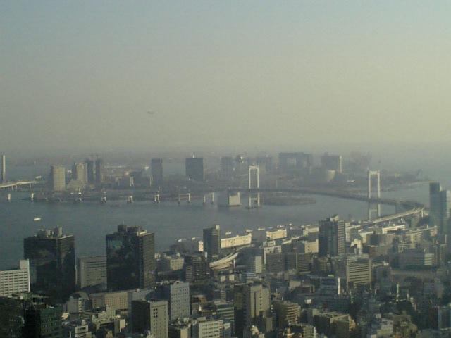 東京タワーから